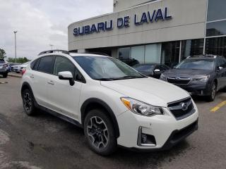 Used 2017 Subaru XV Crosstrek Tech **Eyesight Cuir Nav** for sale in Laval, QC