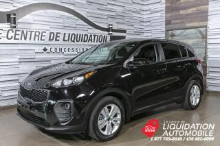 Used 2019 Kia Sportage LX+MAGS+A/C+CAM/REC+BLUETOOTH for sale in Laval, QC