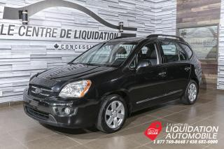 Used 2009 Kia Rondo 6 PASSAGERS+MAGS+GR/ELEC+ for sale in Laval, QC