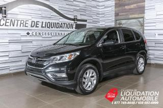 Used 2016 Honda CR-V EX+AWD+MAGS+A/C+TOIT+CAMR/REC+BLUETOOTH for sale in Laval, QC