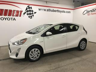 Used 2016 Toyota Prius c 5DR HB for sale in St-Hubert, QC