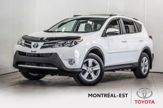 Used 2013 Toyota RAV4 XLE AWD,TOIT,CAMERA for sale in Montréal, QC