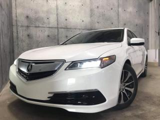 Used 2016 Acura TLX PREMIUM , TOIT OUVRANT * CAMERA , CUIR , SIEGES CHAUFFANT for sale in St-Nicolas, QC