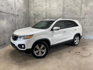 Used 2012 Kia Sorento EX V6 3.5 AWD TOIT PANIRAMIQUE  276HP for sale in St-Nicolas, QC