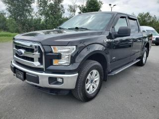 Used 2015 Ford F-150 XLT CREW,  ECOBOOST 2,7L,  4X4 for sale in Vallée-Jonction, QC