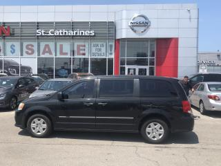 Used 2012 Dodge Grand Caravan SE for sale in St. Catharines, ON