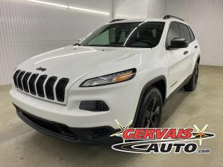 Used 2017 Jeep Cherokee Altitude v6 4x4 MAGS for sale in Shawinigan, QC