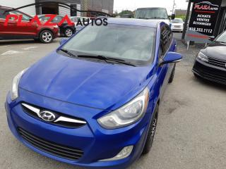 Used 2012 Hyundai Accent 4dr Sdn Auto GLS for sale in Beauport, QC