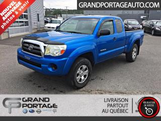 Used 2009 Toyota Tacoma Cabine Access 4 RM V6, boîte automatique for sale in Rivière-Du-Loup, QC