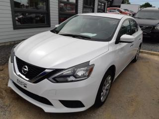 Used 2017 Nissan Sentra 4dr Sdn SV, AUTOMATIQUE for sale in Beauport, QC