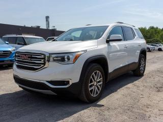 Used 2017 GMC Acadia SLE-2 V6 *TOIT* SIEGES CHAUF* BOSE *BAS KM* PROMO for sale in St-Jérôme, QC