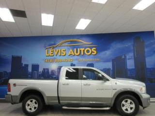 Used 2011 RAM 1500 OUTDOORSMAN 5.7 LITRES HEMI V-8 4X4 TOUT for sale in Lévis, QC