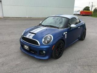 Used 2013 MINI Cooper Coupé John Cooper Works 2 portes for sale in Quebec, QC