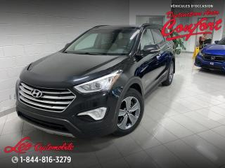 Used 2016 Hyundai Santa Fe XL Luxe XL **7 PASSAGERS**SIÈGES EN CUIR** for sale in Chicoutimi, QC