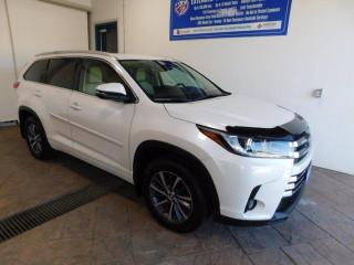 Used 2017 Toyota Highlander XLE LEATHER NAVI SUNROOF for sale in Listowel, ON