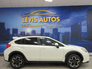 Used 2014 Subaru XV Crosstrek 2.0 PREMIUM MANUEL AWD TOIT OUVRANT BLUE for sale in Lévis, QC