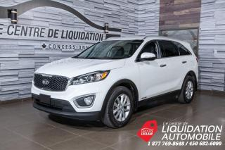 Used 2017 Kia Sorento LX V6,MAGS,GR/ÉLECT,A/C,CAM/REC for sale in Laval, QC