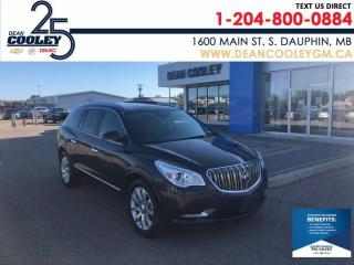 Used 2016 Buick Enclave Premium for sale in Dauphin, MB