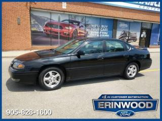 Used 2005 Chevrolet Impala LS for sale in Mississauga, ON
