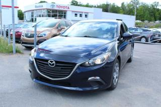 Used 2014 Mazda MAZDA3 Berline 4 portes, boîte automatique, GS- for sale in Shawinigan, QC