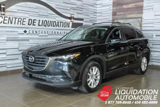 Used 2016 Mazda CX-9 GS,MAGS,GR/ÉLECT.,A/C,CAM/REC.,TOIT,CUIR for sale in Laval, QC