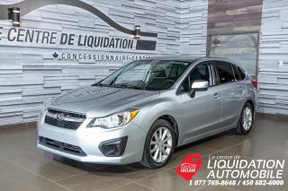 Used 2013 Subaru Impreza 2.0i w/Touring Pkg,MAGS,GR/ÉLECT,A/C for sale in Laval, QC