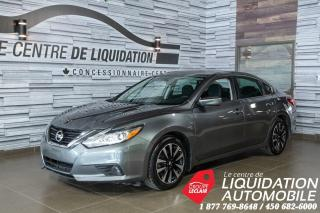 Used 2018 Nissan Altima MAGS,GR/ÉLECT.,AC,CAM/REC,TOIT for sale in Laval, QC