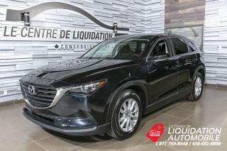 Used 2016 Mazda CX-9 GS+MAGS+A/C+CAM/REC+BLUETOOTH+7PASSAGERS for sale in Laval, QC