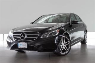 Used 2016 Mercedes-Benz E-Class BlueTEC 4MATIC Sedan for sale in Langley City, BC