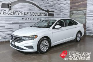 Used 2019 Volkswagen Jetta Comfortline+MAGS+A/C+CAM/REC+BLUETOOTH for sale in Laval, QC