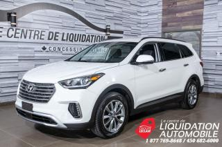 Used 2019 Hyundai Santa Fe XL PREFERRED AWD+PUSH START+SIEGES ARR. CHAUFFANT PREFERRED AWD+PUSH START+SIEGES ARR. CHAUFFANT for sale in Laval, QC