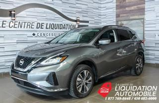 Used 2019 Nissan Murano SV+AWD,MAGS,GR/ÉLECT,A/C,CAM/REC,TOIT,GPS for sale in Laval, QC