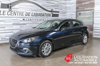 Used 2014 Mazda MAZDA3 GS-SKY+MAGS+A/C+CAM/REC+TOIT+BLUETOOTH for sale in Laval, QC