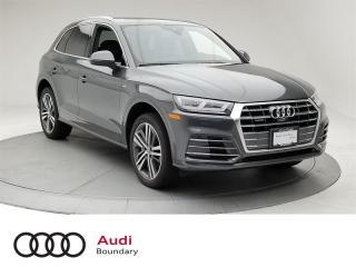 Used 2018 Audi Q5 2.0T Technik quattro 7sp S Tronic for sale in Burnaby, BC