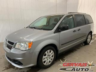 Used 2013 Dodge Grand Caravan SE  A/C 7 Passagers *Bas Kilométrage* for sale in Trois-Rivières, QC