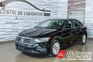 Used 2019 Volkswagen Jetta Comfortline,MAGS,GR/ÉLECT,A/C,CAM/REC for sale in Laval, QC