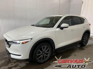 Used 2017 Mazda CX-5 GT AWD Cuir Toit Ouvrant Caméra Mags *Traction intégrale* for sale in Trois-Rivières, QC