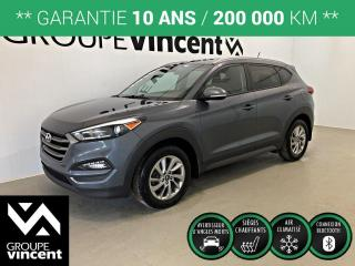 Used 2016 Hyundai Tucson PREMIUM ** GARANTIE 10 ANS ** Fiable et polyvalent! for sale in Shawinigan, QC