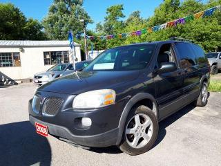 Used 2008 Pontiac Montana Sv6 w/1SC Certified for sale in Oshawa, ON