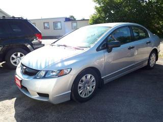 Used 2009 Honda Civic CERTIFIED for sale in Oshawa, ON