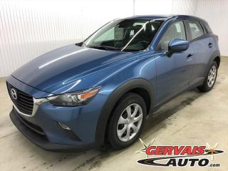 Used 2018 Mazda CX-3 GX AWD NAVIGATION CAMÉRA for sale in Shawinigan, QC