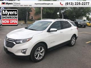 Used 2019 Chevrolet Equinox Premier  PREMIER, AWD, PARK ASSIST, LEATHER, HTD SEATS for sale in Ottawa, ON