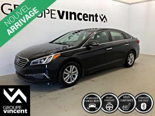 Used 2015 Hyundai Sonata SE ** GARANTIE 10 ANS ** Confortable, fiable et économique! for sale in Shawinigan, QC