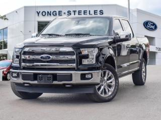 Used 2017 Ford F-150 Lariat for sale in Thornhill, ON