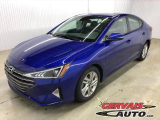 Used 2019 Hyundai Elantra Preferred MAGS TOIT BLUETOOTH CAMÉRA DE RECUL for sale in Shawinigan, QC