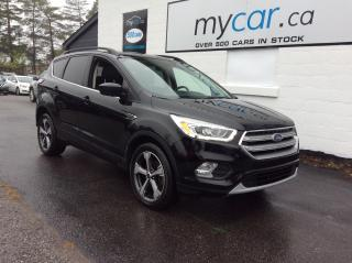 Used 2017 Ford Escape LEATHER, HEATED PWR SEAT, BACK UP CAM 18