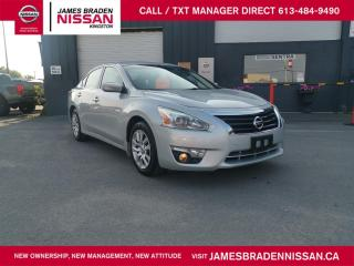 Used 2014 Nissan Altima 2.5 for sale in Kingston, ON