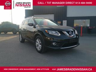 Used 2015 Nissan Rogue SV for sale in Kingston, ON