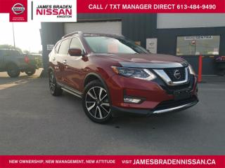 Used 2018 Nissan Rogue SL for sale in Kingston, ON