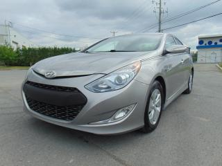 Used 2013 Hyundai Sonata *****HYBRIDE*******ÉCONOMIQUE***** for sale in St-Eustache, QC